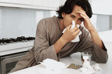 Як впоратися з грипом без антибіотиків