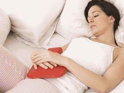 Як зменшити біль при менструації