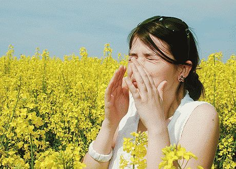 Як захиститися від весняної алергії