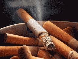 Куріння підвищує рівень цукру в крові