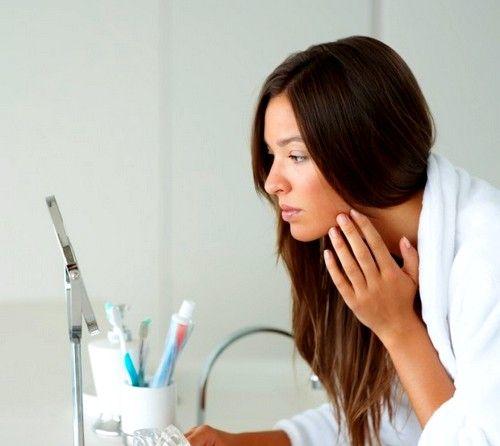 Освіта пігментних плям на обличчі після пологів