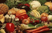 Найбагатші вітамінами овочі, фрукти і ягоди