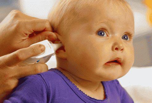 Симптоми проблем зі слухом у дітей раннього віку