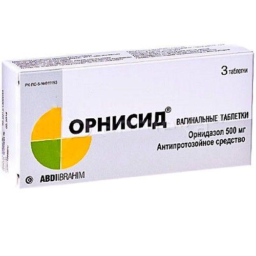 При необхідності для швидкого усунення симптому свербіння може призначатися Орнісід (свічки)
